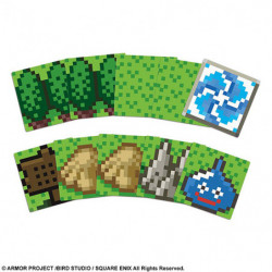 Coaster Dot Map Field Edition Dragon Quest