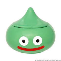 Bol avec couvercle Lime Smile Slime