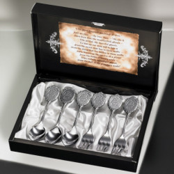 Cutlery Phantom Cutlery Set Reprint Black Butler Black Label