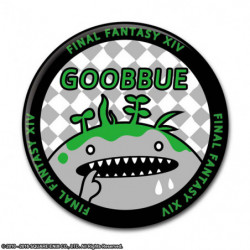 Plate Goob Bue Pop Taste FINAL FANTASY XIV