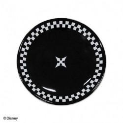 Plate S Roxas Black Kingdom Hearts