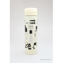 Thermo Stainless Bottle Black Butler Black Label
