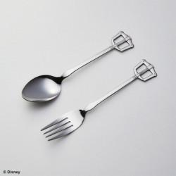 Fourchette et Cuillère Kingdom Chain Kingdom Hearts