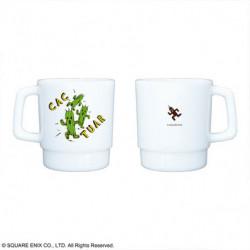 Mug Cactuar Final Fantasy