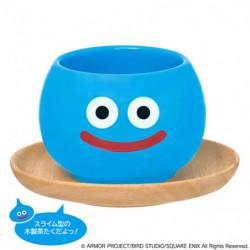 Tea Cup Set Slime Blue Dragon Quest