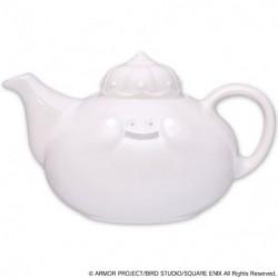Teapot King Slime White Version Smile Slime