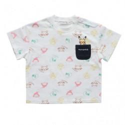 T-shirt Total Pattern Monpoké