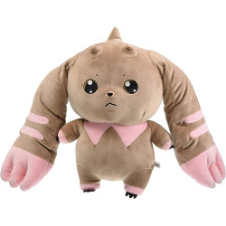 Plush Mochifuwa Lopmon Digimon