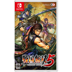 Game Samurai Warriors 5 Treasure Box Switch