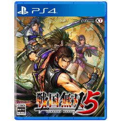 Game Samurai Warriors 5 Ikki Tousen Box Limited Edition PS4