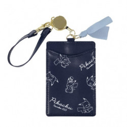 Badge Name Tag Chirashi Pikachu number025