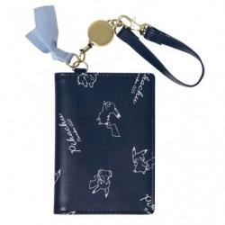 Badge Porte-nom Chirashi Pikachu number025