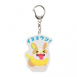 Keychain Acrylic Yamper Pokémon Shiny friends