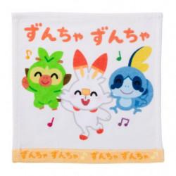 Hand Towel Grookey Scorbunny and Sobble Pokémon Shiny friends