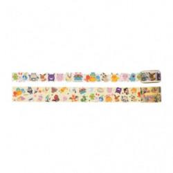 Masking Tape Pokémon Shiny Friends