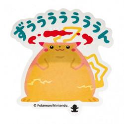 Sticker Pikachu Kyodai Max Pokémon Shiny friends