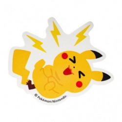 Sticker Pikachu Pokémon Shiny friends