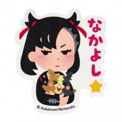 Sticker Marnie and Morpeko Pokémon Shiny Friends