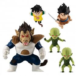 Figurine Great Monkey Vegeta Set Dragon Ball Adverge Motion