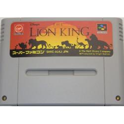 THE LION KING SuperFamicom