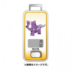 Pedometer Toxel Pokémon
