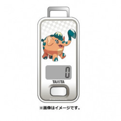 Pedometer Cufant Pokémon