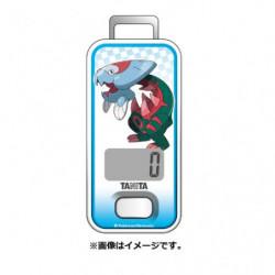 Pedometer Dracovish Pokémon