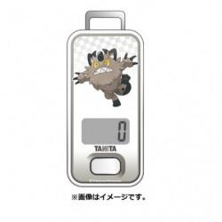 Pedometer Galarian Meowth Pokémon