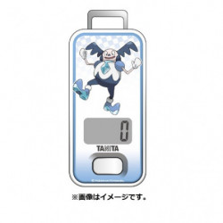 Pedometer Galarian Mr. Mime Pokémon