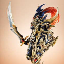 Figurine Soldat du Lustre Noir Yu-Gi-Oh! ART WORKS MONSTERS