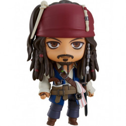 Nendoroid Jack Sparrow Pirates of the Caribbean: On Stranger Tides