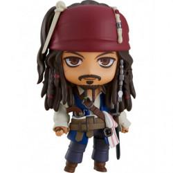 Nendoroid Jack Sparrow Pirates of the Caribbean: On Stranger Tides