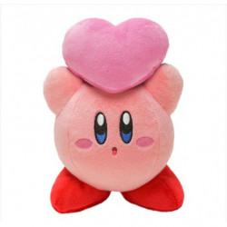 Plush Kirby Friends Heart Nage