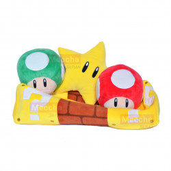 Plush Set Question Mark  Super Nintendo World USJ
