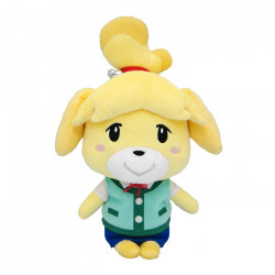 Plush Isabelle S Animal Crossing ALL STAR COLLECTION