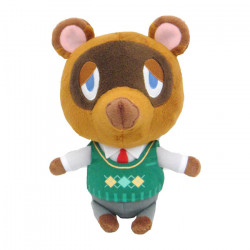 Plush Tom Nook Animal Crossing ALL STAR COLLECTION