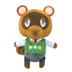Plush Tom Nook L Animal Crossing ALL STAR COLLECTION