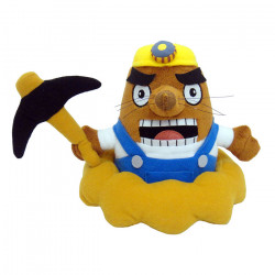 Peluche Resetti Animal Crossing ALL STAR COLLECTION