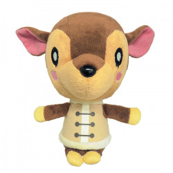 Peluche Bibi Animal Crossing ALL STAR COLLECTION