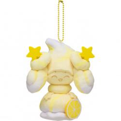 Plush Keychain Alcremie Lemon Mawhip à la mode