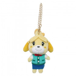 Peluche Porte-clés Isabelle Animal Crossing ALL STAR COLLECTION