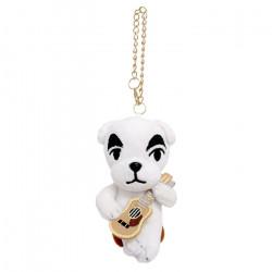 Plush Keychain K.K Slider Animal Crossing ALL STAR COLLECTION
