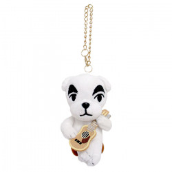 Plush Keychain K.K Slider Animal Crossing ALL STAR COLLECTION