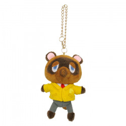 Plush Keychain Tom Nook Animal Crossing ALL STAR COLLECTION