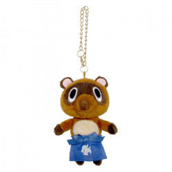 Peluche Porte-clés Timmy Animal Crossing ALL STAR COLLECTION