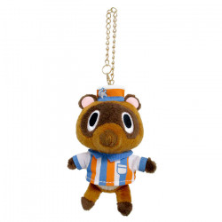 Peluche Porte-clés Tommy Animal Crossing ALL STAR COLLECTION