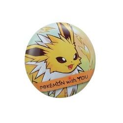 Badge JOLTEON with YOU japan plush