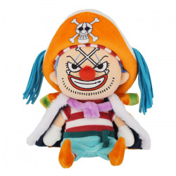 Peluche Buggy One Piece ALL STAR COLLECTION