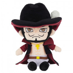 Plush Dracule Mihawk One Piece ALL STAR COLLECTION