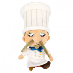 Peluche Zeff One Piece ALL STAR COLLECTION